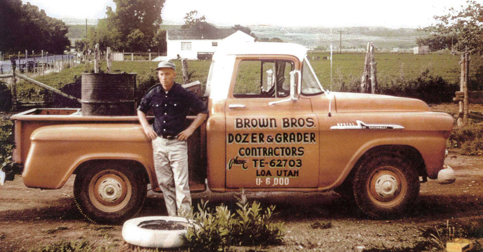Brown Brothers Construction Founders